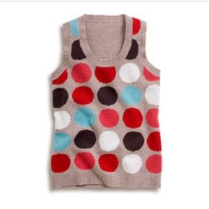 Boden Wool Fun Tank Top-WK449-Knitwear
